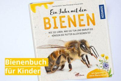 Bienenbuch für Kinder