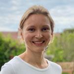 Portrait von Katharina Horn, freie Mitarbeiterin bei proBiene